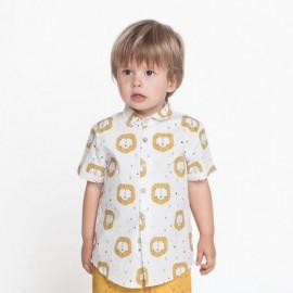 8e3dd3f0c Patrón Katia - Camiseta manga corta niño 5-12 años - Las Tijeras Mágicas