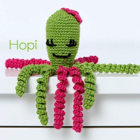 Kit de Crochet Octopus Baby Collection – Anchor