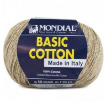 Mondial Basic Cotton Stampe