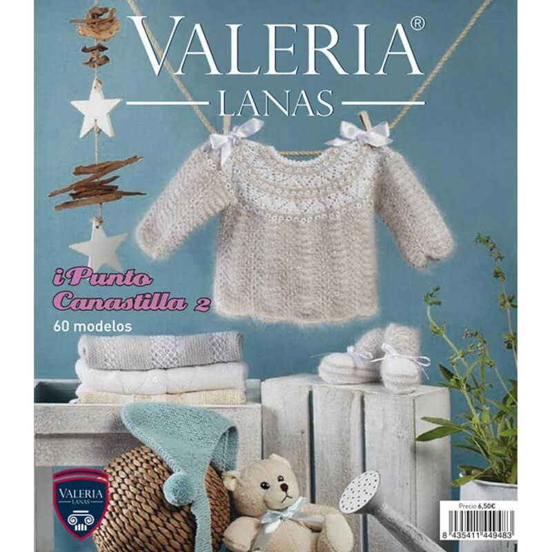 7f94d1f59 Revista Valeria di Roma iPunto Canastilla Nº 2 2017 - 2018 - Las ...