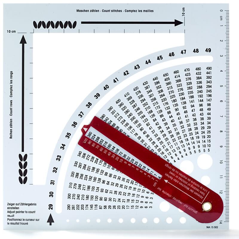 Calculador de tricotar - Prym - Las Tijeras Mágicas