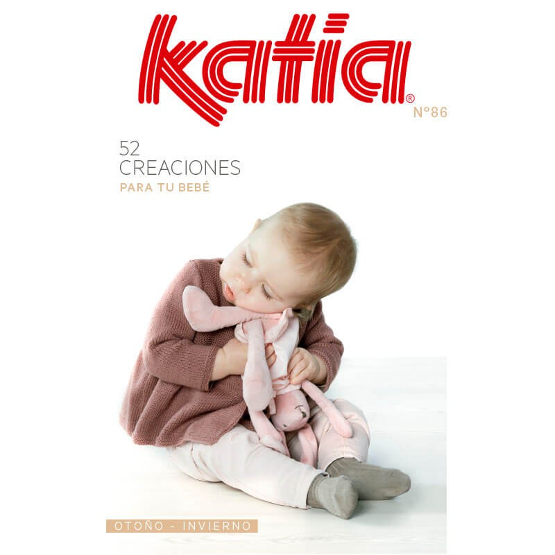 Revista Katia Bebé Nº 86 - 2018-2019 - Las Tijeras Mágicas