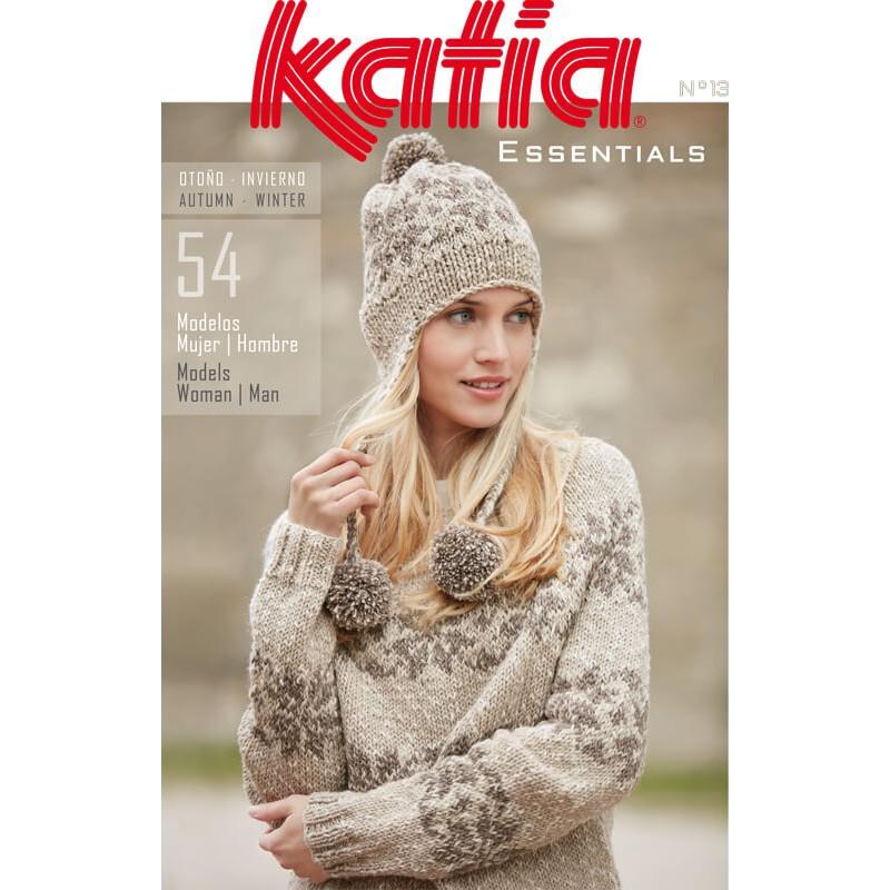 Tijeras Mágicas 13 2018 2019 Katia Las Nº Essentials Revista xO0T8n