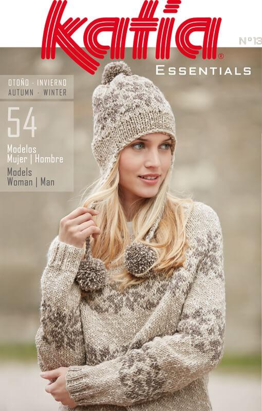 Revista Katia Essentials Nº 13 - 2018-2019 - Las Tijeras Mágicas d3b1ac13a4dd