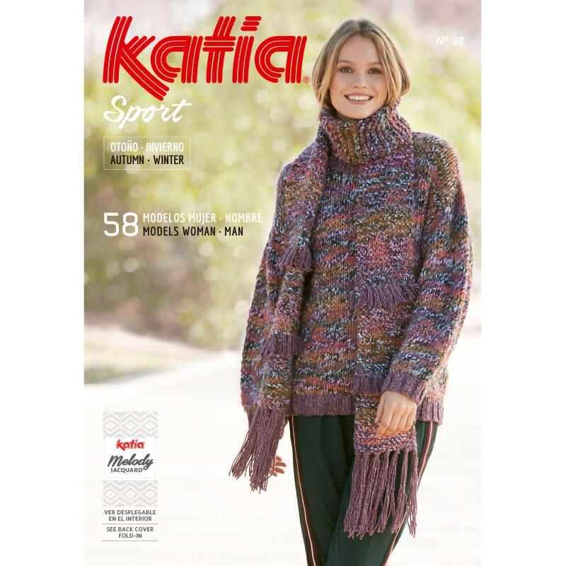 Revista Katia Sport Nº 98 - 2018-2019 - Las Tijeras Mágicas