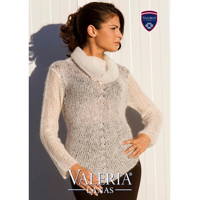 Valeria di Roma Mohair Suave - Las Tijeras Mágicas