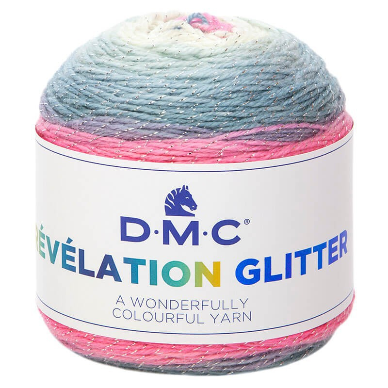 DMC Revelation Glitter - Las Tijeras Mágicas