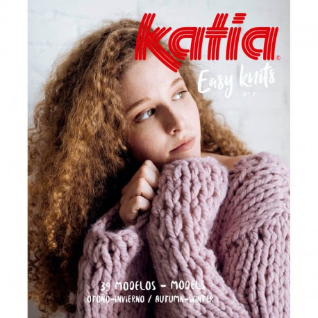 Revista Katia Easy Knits Nº 7 - 2018-2019