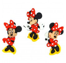 Botones Minnie Mouse - Dress It Up