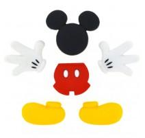 Botones Everything Mickey - Dress It Up