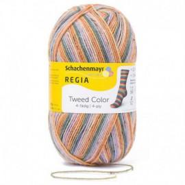 Regia Tweed Color - 4-ply