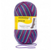 Regia Tweed Color - 4-ply