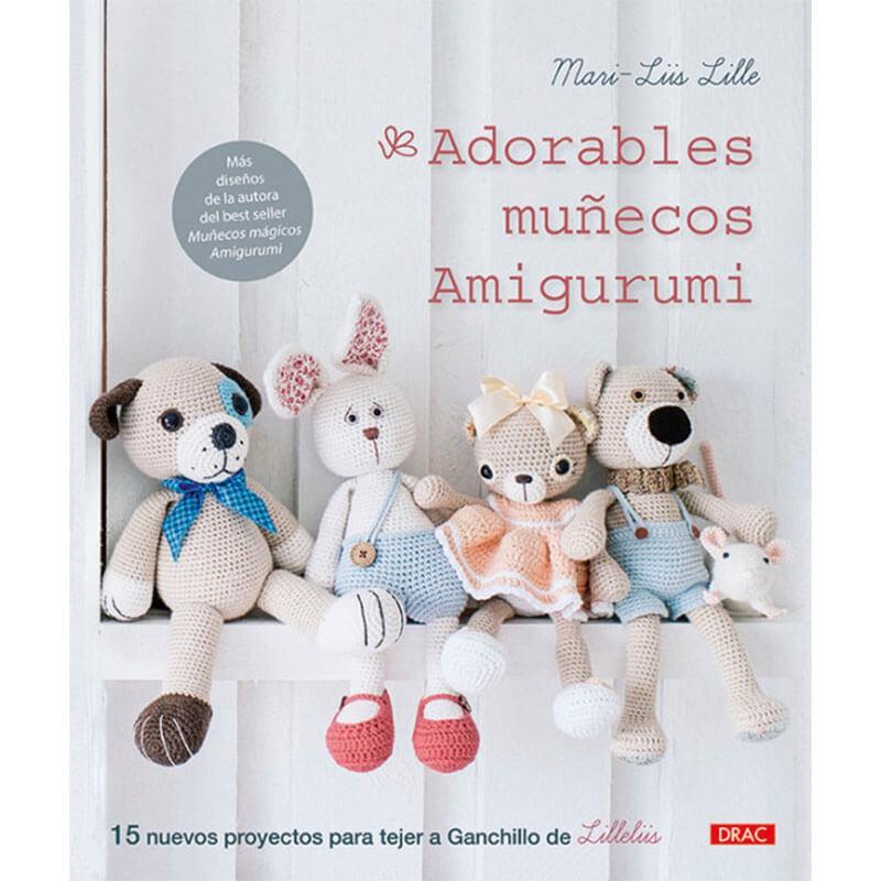 Adorables muñecos Amigurumi - Las Tijeras Mágicas