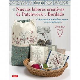 Nuevas labores creativas de Patchwork y Bordado