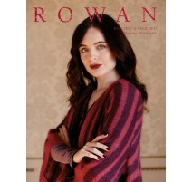 Rowan Nº 64 Knitting & Crochet magazine