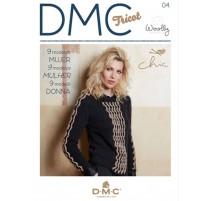 Revista DMC Nº 4 - Woolly Chic - 2017