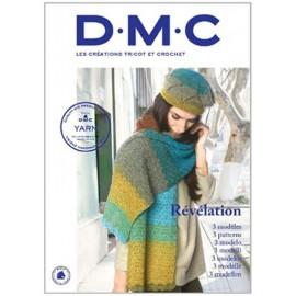 Revista DMC - Creaciones de Tricot y Crochet - Revelation - 2018