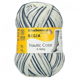 Regia Nautic Color - 4 ply