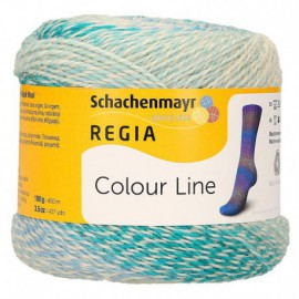 Regia Colour Line - 4 ply
