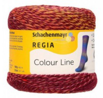 Regia Colour Line - 4 ply