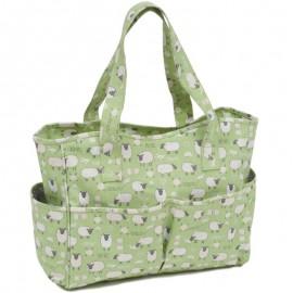 PVC Craft Bag – Sheep