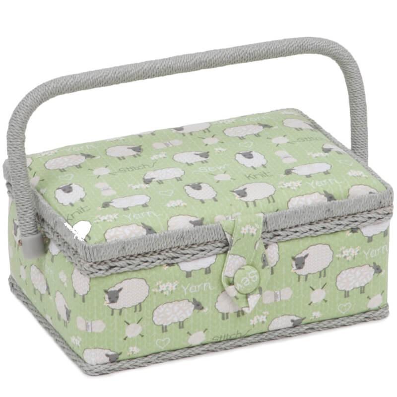Costurero pequeno Rectangular - Sheep