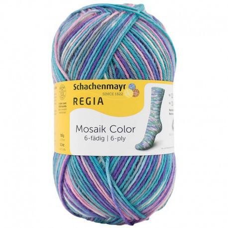 Regia Mosaik Color 6-ply