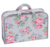 Knitting suitcase – Rose