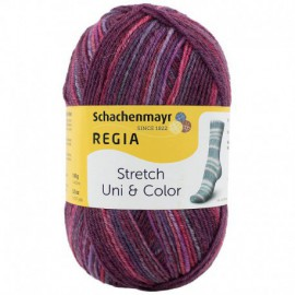 Regia Stretch Uni & Color