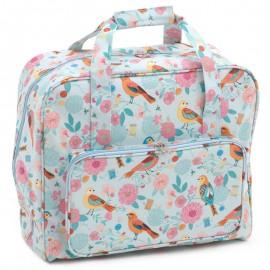 Sewing machine bag – Birdsong