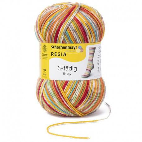 Regia 6-ply Color
