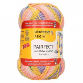 Regia Pairfect Rainbow Color 6-ply