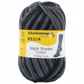 Regia Night Shades Color - 4-ply