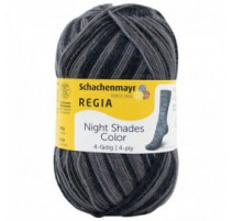 Regia Night Shades Color - 4-ply