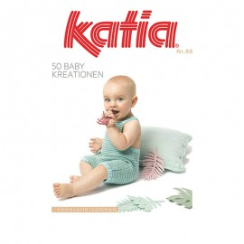 The Magazine Katia Baby Nº 88 - 2019