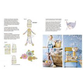 Nuevas labores para la casa y muñecos de tela con motivos primaverales y veraniegos