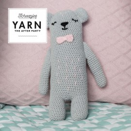 Pattern Scheepjes Nº 37 Yarn The Afert Party - Woodland Friends Bear