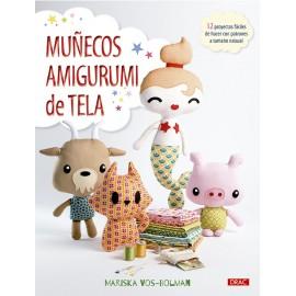 Munecos Amigurumi de Tela