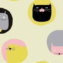 Tela Katia Cat's Meow