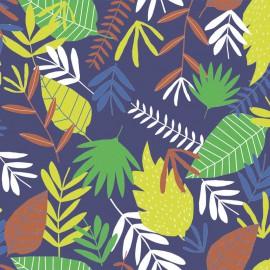 Tela Katia Jungle Leaves