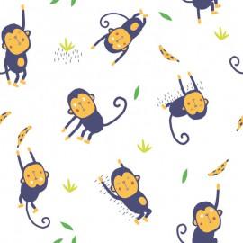 Tela Katia Jumping Monkeys