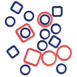 Marcadores de metal - Linea KnitPro
