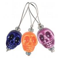 Stitch marker - Skull Candy KnitPro