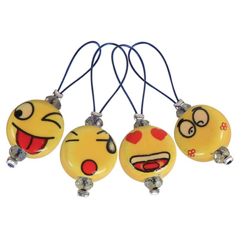 Marcadores de Puntos - Smileys KnitPro