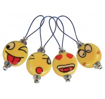 Stitch marker - Smileys KnitPro