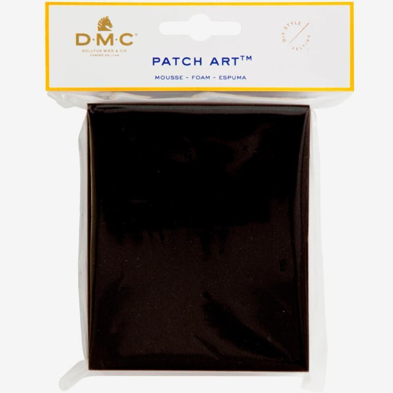 Espuma para Fieltrar - Patch Art - DMC