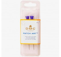 Agujas de Fieltrar Patch Art - DMC