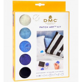 Kit Patch Art - Nube y Gota - DMC