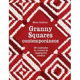 Granny Squares contemporaneos. 20 cuadrados de crochet de inspiracion nordica