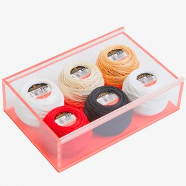 Caja Colenccionista Perle N 8 - DMC